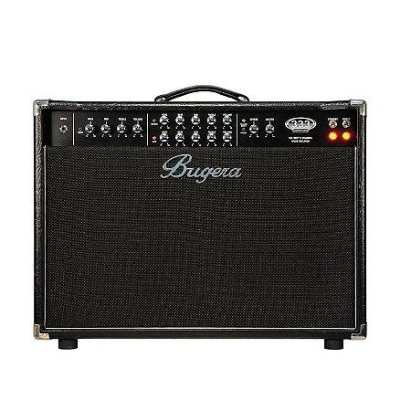 Combo para Guitarra Bugera 333-212 Infinium Amplificador 2x12'' 120W 110V