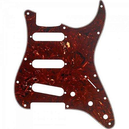 Escudo para Guitarra Stratocaster SSS Sunburst FENDER