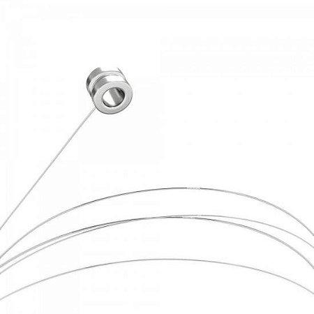 Corda De Aço Canário GESWB3 Para Violão Com Bolinha 3ª Corda GIANNINI (12 UN)