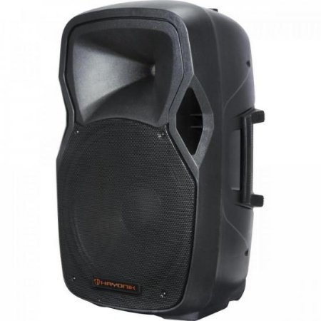 Caixa Acústica Ativa 600W CPA 15600 HAYONIK