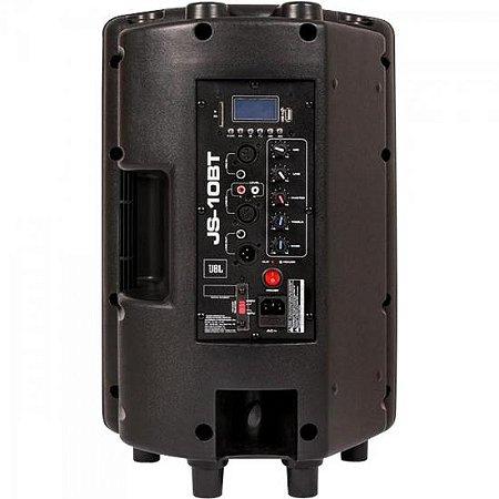Caixa Acústica Ativa 100W JS 10BT Preta JBL