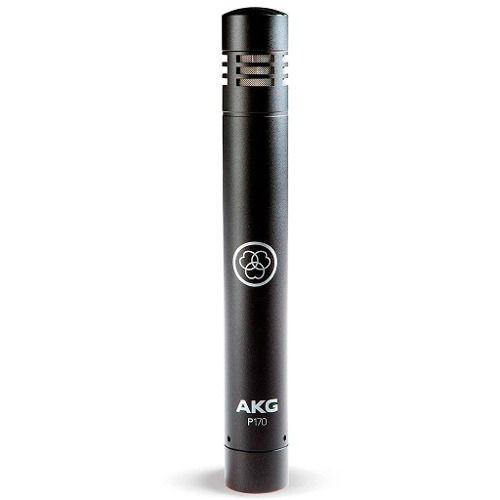 Microfone Condensador AKG P170 Cardioide para Instrumentos