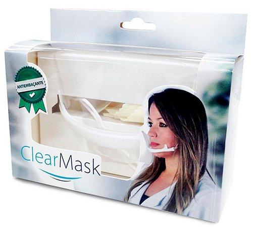 Mascara Higiênica ClearMask