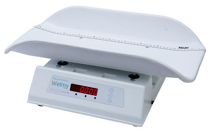 Balança Pediátrica Eletrônica 109 E 15KG-Welmy