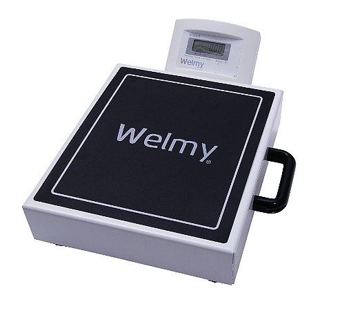 Balança Eletrônica Portátil W200M 200 KG-Welmy