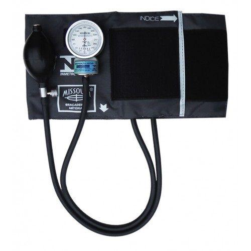 Aparelho de Pressão Aneróide Adulto - Esfigmomanômetro