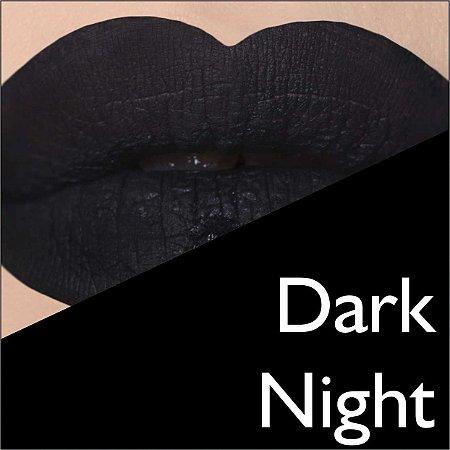 * Divamor Batom Liq. Matte Dark Night