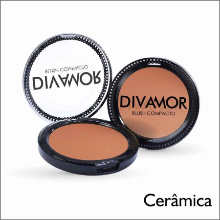 * Divamor Blush Compacto Ceramica