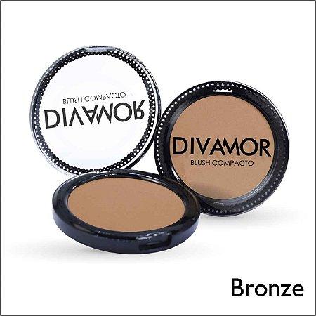 * Divamor Blush Compacto Bronze