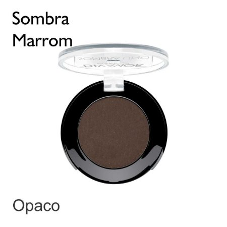 * Divamor Sombra Uno Marrom