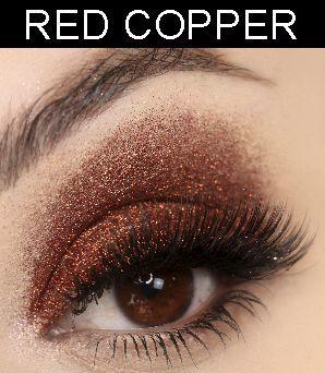 * Divamor Glitter Red Copper