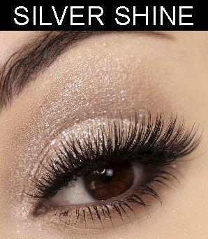 * Divamor Glitter Silver Shine