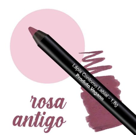 * Divamor Lapis para Labios Rosa Antigo