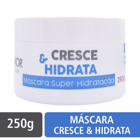 * Divamor Hair Mascara Cresce & Hidrata