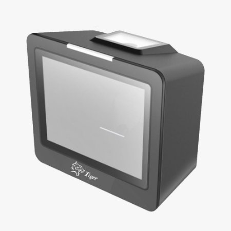 Leitor Código de Barras Fixo Tiger TI-7800 2D USB