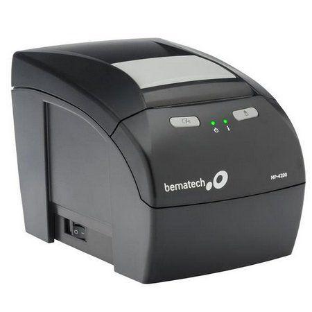 Impressora Não Fiscal Bematech MP-4200 TH Ethernet - 46B101000830