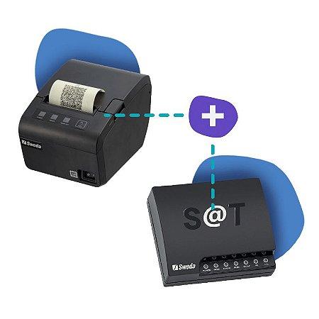 Kit SAT Sweda com Impressora SI-300S