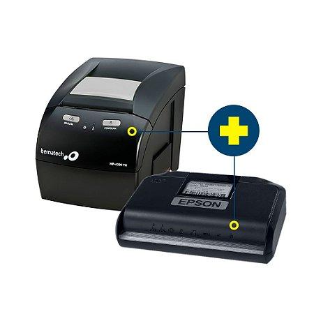 Kit SAT Epson com Impressora Bematech MP-4200 TH