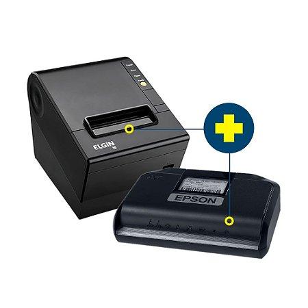 Kit SAT Epson com Impressora Elgin I9