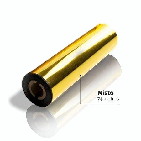 Ribbon Cera/Resina Misto Mastercorp 110mm x 74 metros - 010035026