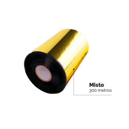 Ribbon Cera/Resina Misto Mastercorp 110mm x 300 metros - 010035066