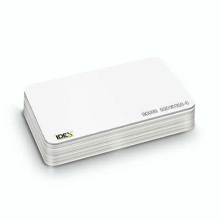 Cartão proximidade IDEX ISO 125Khz