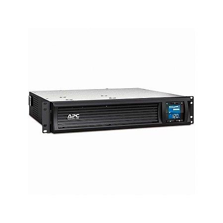 No Break APC Smart-UPS Rack 1500VA LCD Mono 230V