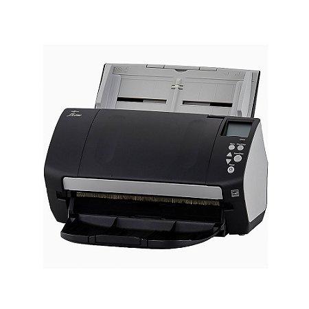 Scanner de Mesa Fujitsu Color A4 Duplex 80ppm - Fi-7180