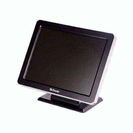 "Monitor Touch Screen Sweda SMT-200 15"" Resistivo - 564724"