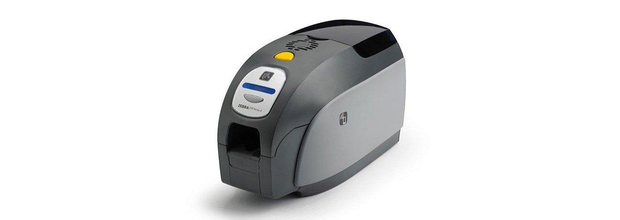 Impressora de Cartões Zebra ZXP Série 3 Frente e Verso