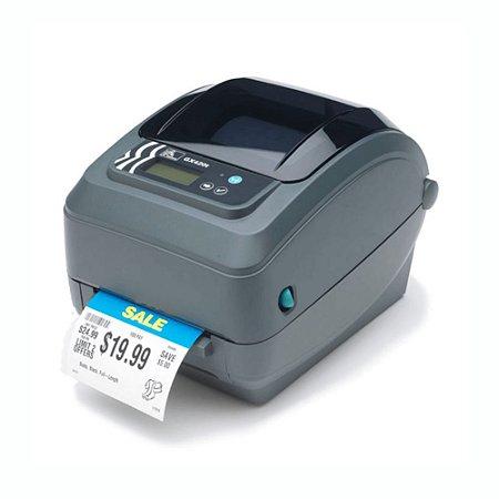 Impressora de Etiquetas Zebra GX-420 TT