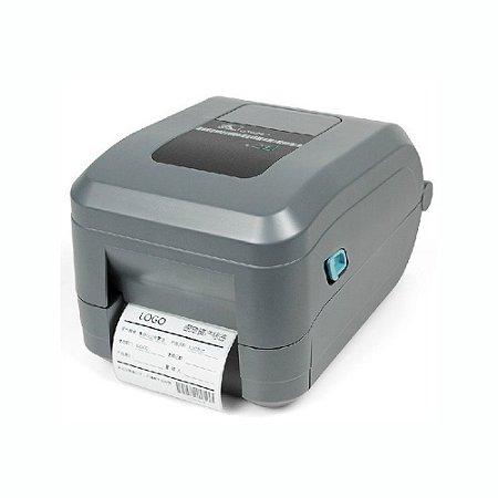 Impressora de Etiquetas Zebra GT-800 TT 300DPI com Cutter
