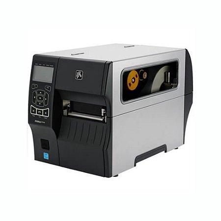 Impressora de Etiquetas Zebra ZT-410 (Ethernet e Bluetooth) com Cutter