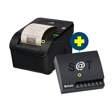 Kit SAT Sweda com Impressora Bematech MP-100