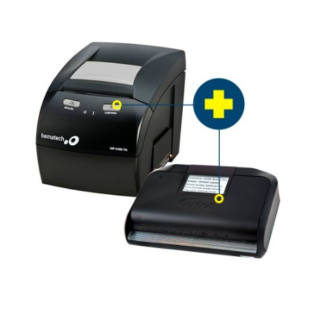 Kit SAT Gertec com Impressora Bematech MP-4200 TH