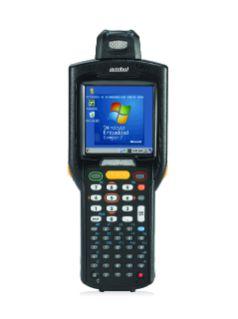Coletor de Dados Zebra MC32 1D Android Cabeça Rotativa