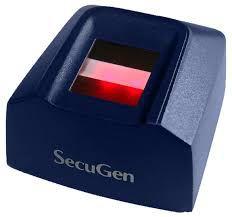 Leitor Biométrico Techmag Hamster Pro