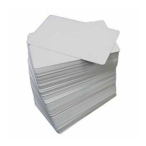 Cartões PVC 30 mils 500 unidades Zebra