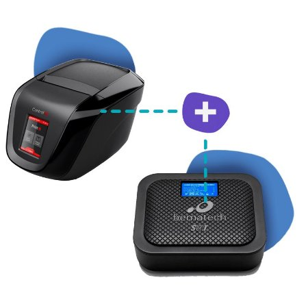 Kit SAT Bematech com Impressora Print ID Touch