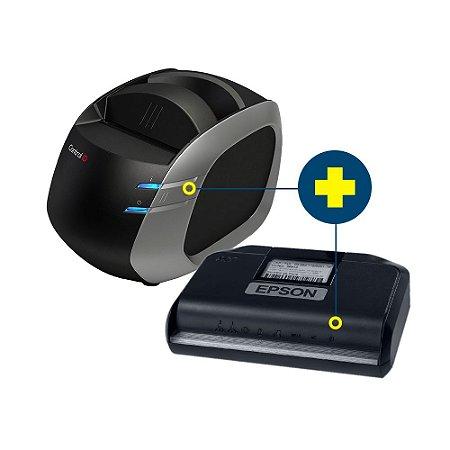 Kit SAT Epson com Impressora Print ID
