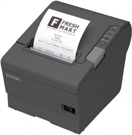 Impressora Não Fiscal Epson TM-T88V Ethernet - C31CA85103