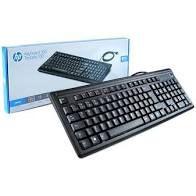 Teclado HP Ac Usb 100 - 2UN30AA