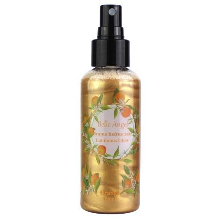Bruma Refrescante Luminous Glow Orange - Belle Angel