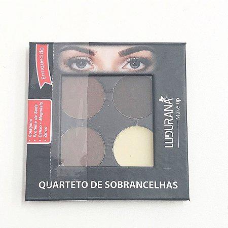 Quarteto de Sobrancelhas 02 - Ludurana