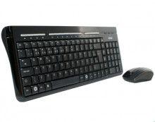 Teclado e mouse Wireless (Sem Fio) K-mex