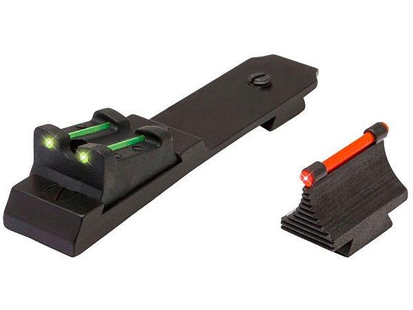 Truglo Mira Fibra Optica Lever Action Winchester Puma - Rossi