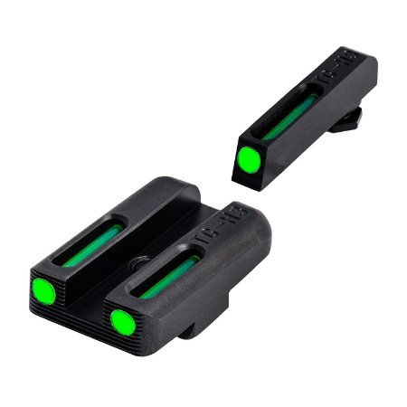 TRUGLO TFO Fibra Otica Tritium - Glock 42/43