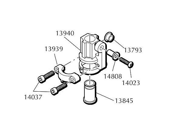 Dillon Polvorimetro Colar Completo 21275