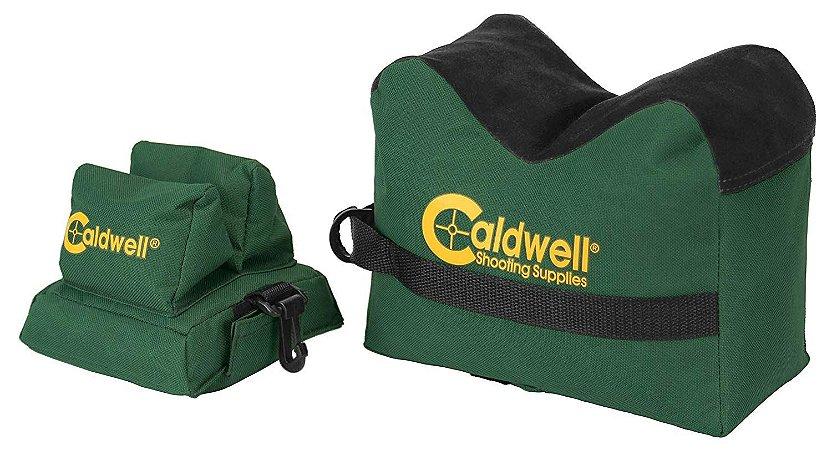 Apoio Carabina Sand Bags Caldwell Deadshot Tiro De Precisão