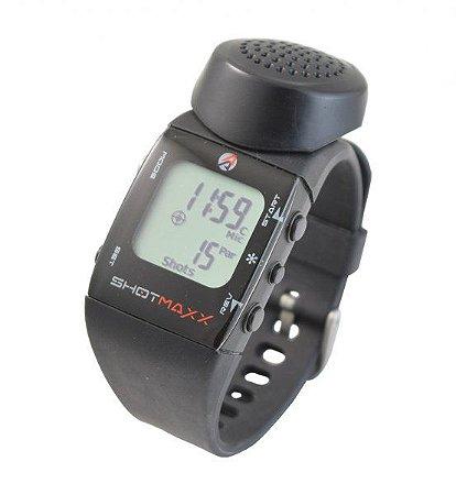 Timer Relógio Ipsc Shotmaxx 2 Double Alpha Ced